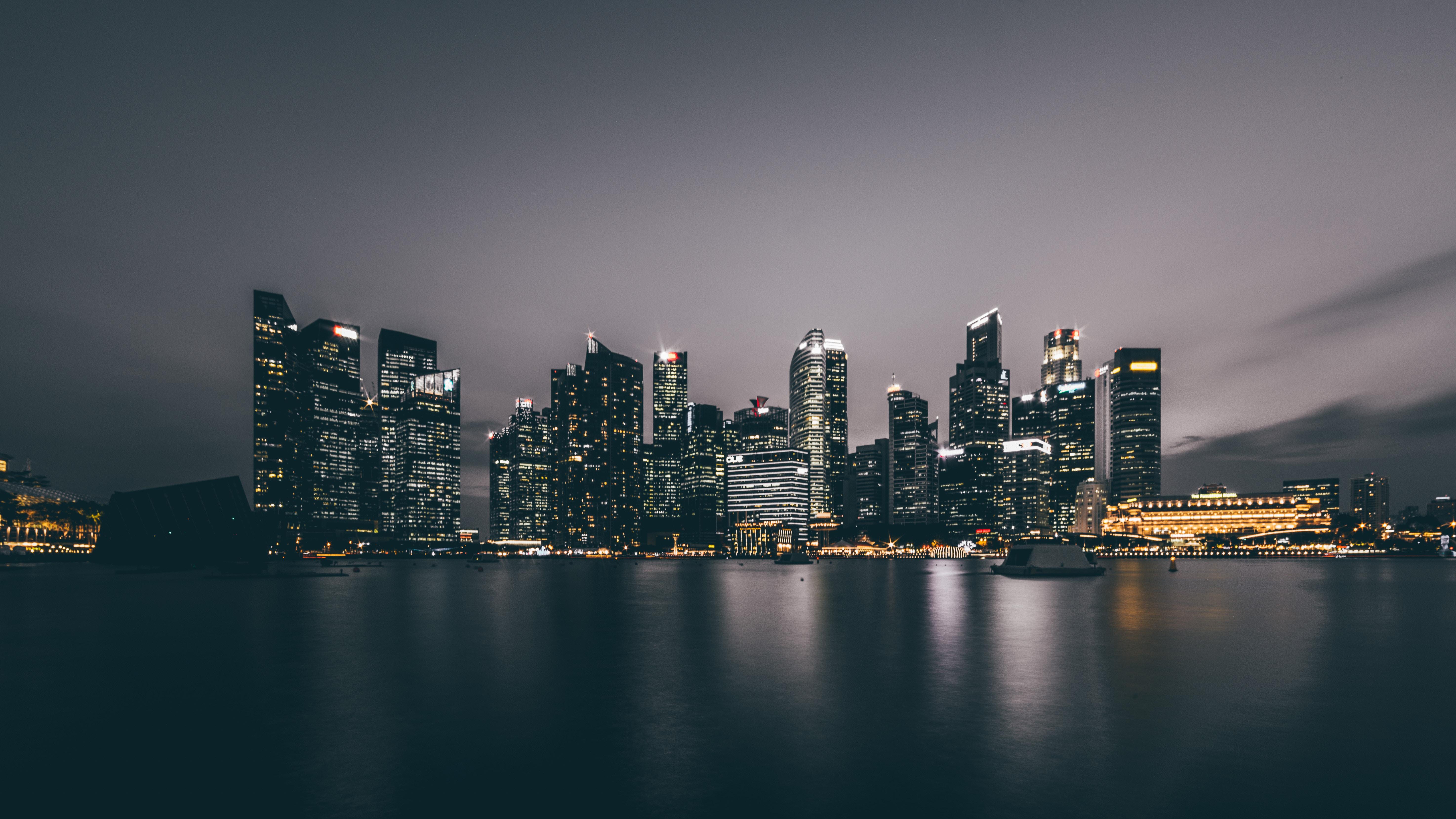 Landing jobs in Singapore in 2018 inside its beautiful city
